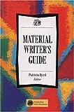 Material writer