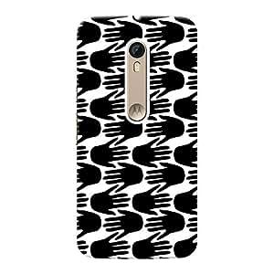 Mobile Back Cover For Motorola Moto X Style (Printed Designer Case)