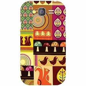Printland Designer Back Cover for Samsung Galaxy Grand I9082 Case Cover