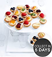 24 Mini Fresh Fruit Tartlets