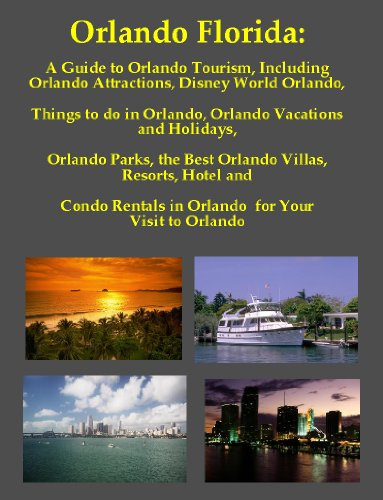 Orlando Florida: A Guide to Orlando Tourism, Including Orlando Attractions, Disney World Orlando, Things to do in Orlando, Orlando Vacations and Holidays, ... Rentals in Orland for Your Visit to Orlando.
