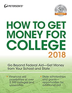 Book Cover: How to Get Money for College 2018