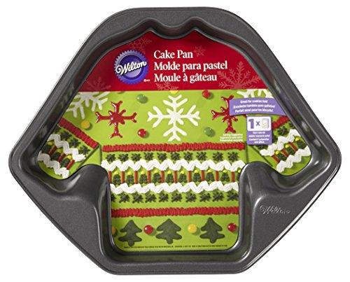 Wilton Sweater Cake Pan