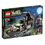 The Vampire Hearse LEGO® Monster Fighter Set 9464