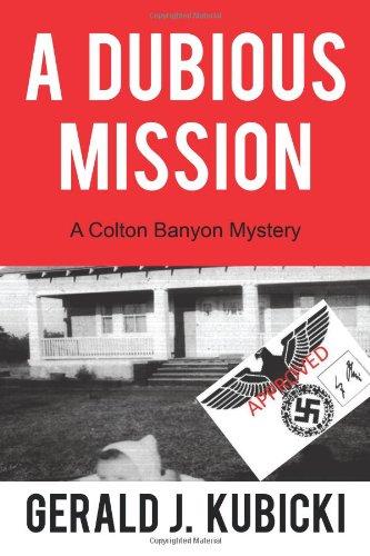 A Dubious Mission (Colton Banyon Mysteries, #1)
