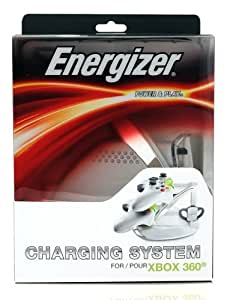 Xbox 360 Energizer Power & Play Charging System