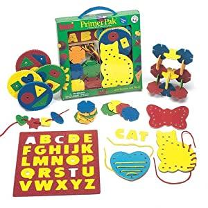 Click to buy Best Travel Games for Kids: Lauri Toys Primer Pack from Amazon!