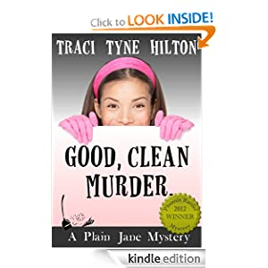 Good, Clean Murder: A Plain Jane Mystery