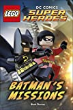 LEGO® DC Comics Super Heroes: Batman's Missions (DK Readers Level 3)