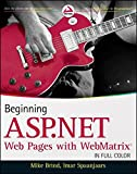 Beginning ASP.NET Web Pages with WebMatrix