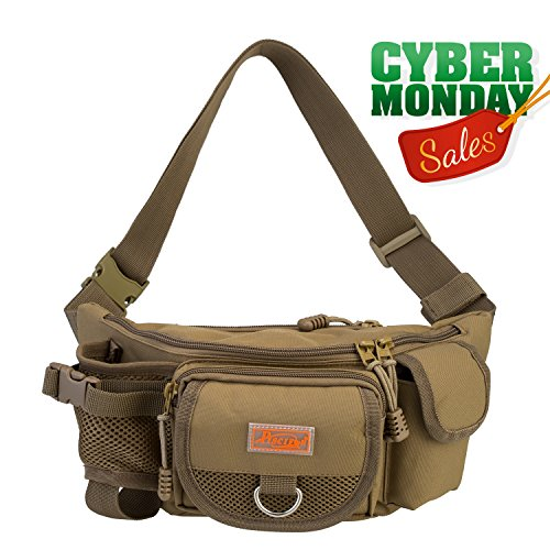 Cyber-Monday-Sales-Piscifun-Fishing-Bag-Portable-Outdoor-Fishing-Tackle-Bags-Multiple-Waist-Bag-Fanny-Pack