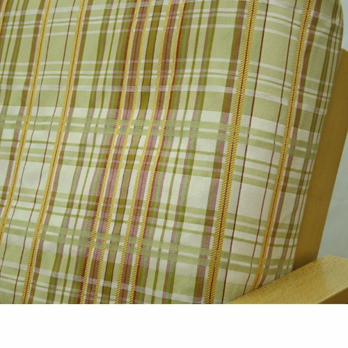 Regal Plaid Fitted Mattress Cover Full 32 front-957976