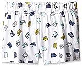 UCB Kids Girls' Shorts (16P3A4UI0248G75G_White_S)