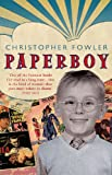 Christopher Fowler Paperboy