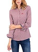 POLO CLUB Camisa Mujer Margot Academy (Rojo)