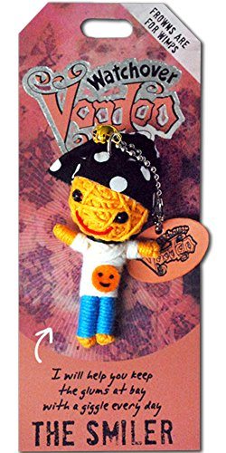 Watchover Voodoo The Smiler Voodoo Novelty - 1
