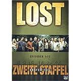 """Lost - Zweite Staffel, Erster Teil [4 DVDs]von """"Naveen Andrews"""""""