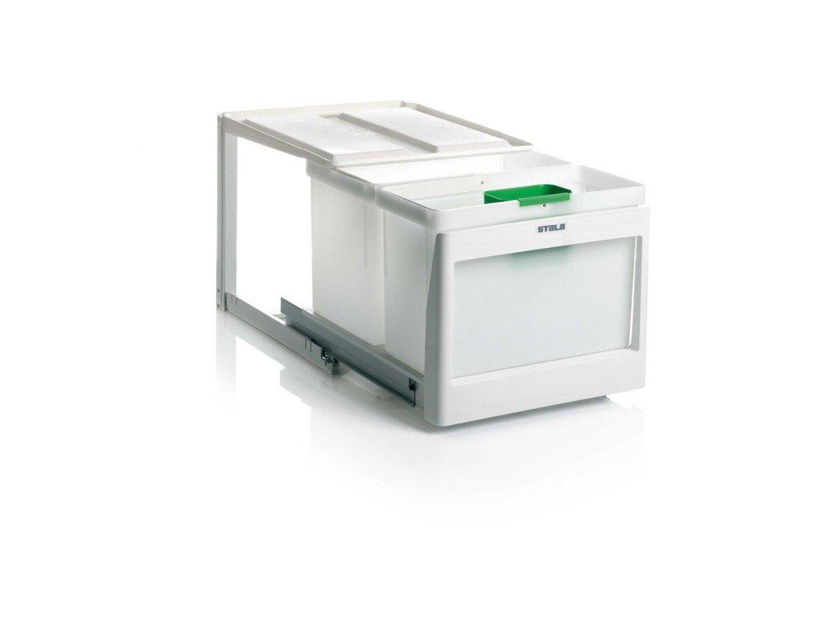 Mülltrenner Küche | Einbau Abfallsammler Stala Eko3sk Mulleimer Abfallsystem Mulltrenner