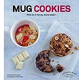 Mug cookies - Pr�ts en 2 mn au micro-ondes !