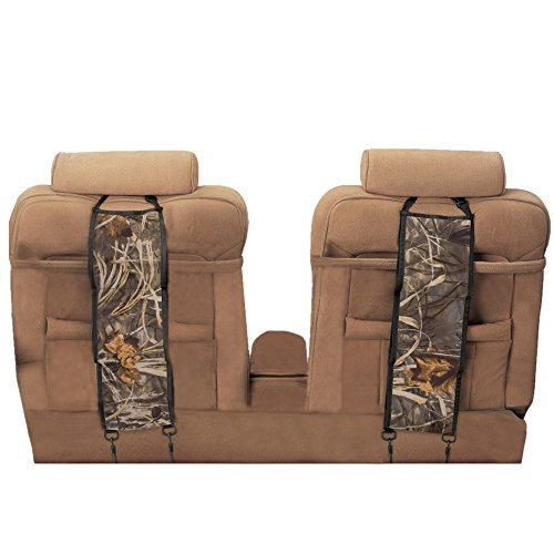 Best Buy! Shootmy Classic Seat Back Pistol Rack, Can Hold 3 Rifles, (Camouflage)