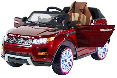 Battery Powered Riding Toys For Boys : Range rover style volt mp electric battery powered