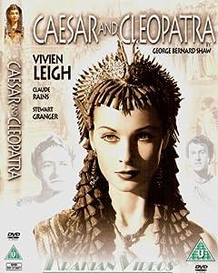 CAESAR AND CLEOPATRA by George Bernard Shaw - 1945 - Vivien Leigh - DVD
