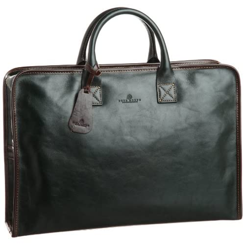 [デュモンクス] Deux Moncx BRIEFCASE 02K*04043 04 (GREEN)