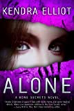 img - for Alone (A Bone Secrets Novel) book / textbook / text book