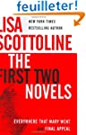 Lisa Scottoline: The First Two Novels...