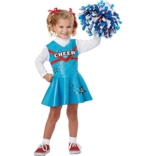 California Costumes Cheerleader Toddler Costume