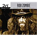 The Best of Rob Zombie (20th Century Masters) Millennium Collection (Eco Friendly Packaging) ~ Rob Zombie