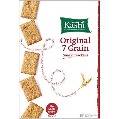 Kashi crackers nutrition