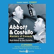 Abbott & Costello: Masters of Comedy (       UNABRIDGED) by Bud Abbott, Lou Costello