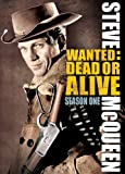 Wanted Dead Or Alive: Complete Season One [DVD] [Region 1] [US Import] [NTSC]