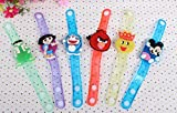 #10: tako bell Cute Creative Cartoon Unidentified Flash Glow Children's Wrist Watch/Strap For Toy Party Gifts (PACK OF 1)