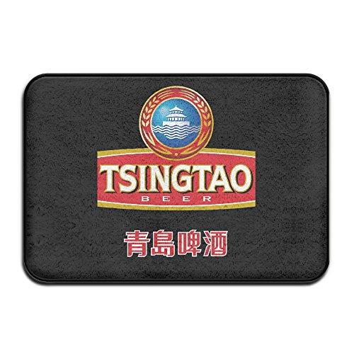 tsingtao-beer-logo-old-doormat-and-dog-mat-40cm60cm-non-slip-doormatssuitable-for-indoor-outdoor-bat