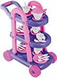 51TlrmK2OKL. SL160  American Plastic Toy My Very Own 26 Piece Tea Cart Set