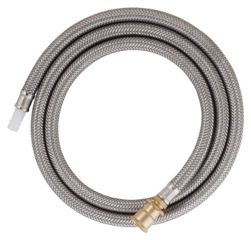 LDR 551 6355 Braided Stainless Steel Sink Spray Hose