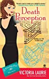 img - for Death Perception (Psychic Eye Mysteries, Book 6) (Psychic Eye Mystery) book / textbook / text book