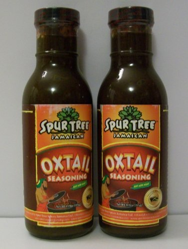 Spur Tree Jamaican Oxtail Sauce (2 pk, 14 oz) (Calorie Free Bbq Sauce compare prices)