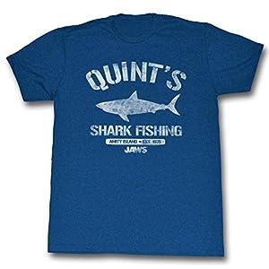 Jaws - Mens Quint'S T-Shirt
