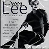 Greatest Hits Peggy Lee