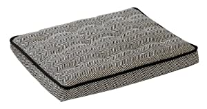 "Bowsers Luxury Dog Crate Mattress, Herringbone, XXL 30""x48""x3"" from Bowsers"