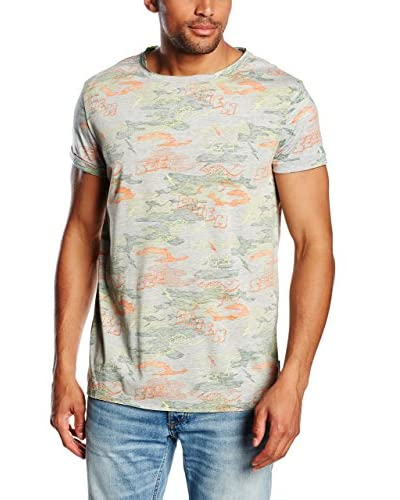 Chiemsee Camiseta Manga Corta Lucas Gris