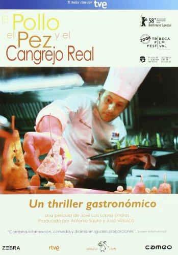 El Pollo, El Pez Y El Cangrejo Real [DVD]