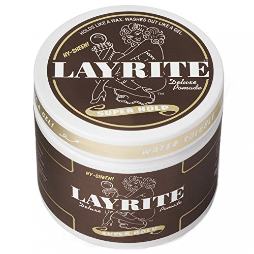 Layrite Super Hold Deluxe Pomade 1 oz