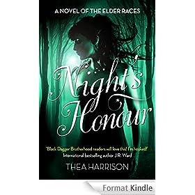 Night's Honour (Elder Races Book 7) (English Edition)