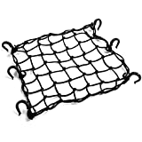 "POWERTYE 50152 Black 15"" x 15"" Cargo Net"