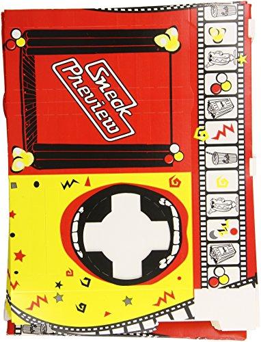 Snappy Popcorn Theater Combo Popcorn Trays, 50/cs, 6 Pound (Cs Movie compare prices)