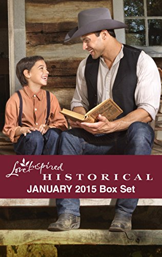 Penny Richards - Love Inspired Historical January 2015 Box Set: Wolf Creek Father\Cowboy Seeks a Bride\Falling for the Enemy\Accidental Fiancee